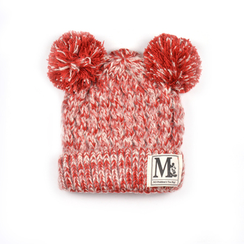 7c08f84f113 Winter Cable Knitted Beanie Children Baby