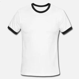 China Wholesale Ringer Tee Shirt Ringer Tshirts Plain T Shirt