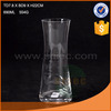 Hot sale food grade glass water jar with FDA test to world market