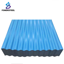 High intensity aluzinc corrugated used roofing sheet metal price