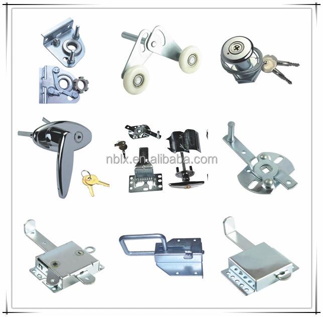 Solid Shaft Or Hollow Shaft For Industrial Door Accessory / Garage Door  Hardware