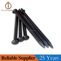 High quality black concrete steel nails germany Hangzhou