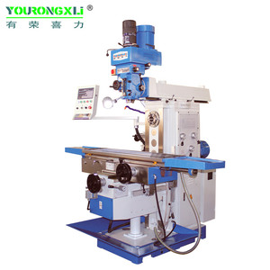 XL6332CL China Hot Sale Jet Milling Machine