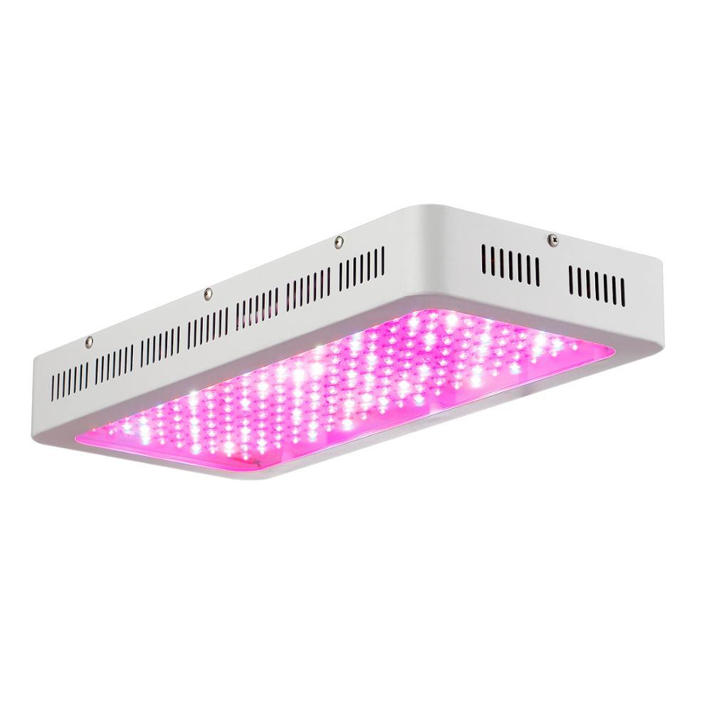 2019 Shenzhen nieuwe model Dual Chip 600 w 1200 w 1500 w 1800 w 2000 W led grow light volledige spectrum led plant licht voor indoor growing