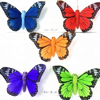 Artificial Butterflies For Weddings Buy Artificial Butterflies For Weddings Artificial Butterfly Product On Alibaba Com