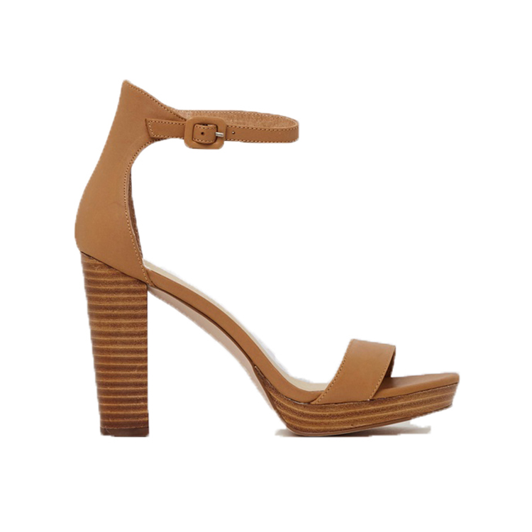 K04-1 Wholesale latest designs high heel sandals women ladies sandals