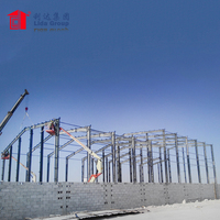 China manufacturer high rise prefabricated steel structure with good quality