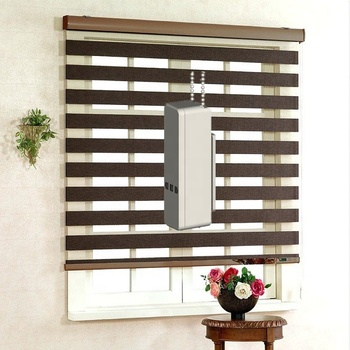 Horizontal Pattern Roller Blinds Shade Curtain Shutter For Living Room