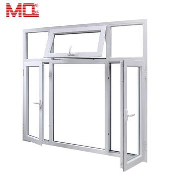 Beautiful White Aluminium Window With Sub Frame - Buy Aluminium ...
