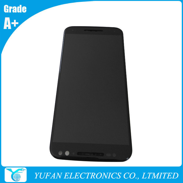 Hot Sale phone LCD assembly for Moto X Style