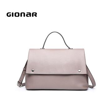 Turkey Fashion Online Soft Genuine Las Cross Body Female Real Leather Handbags