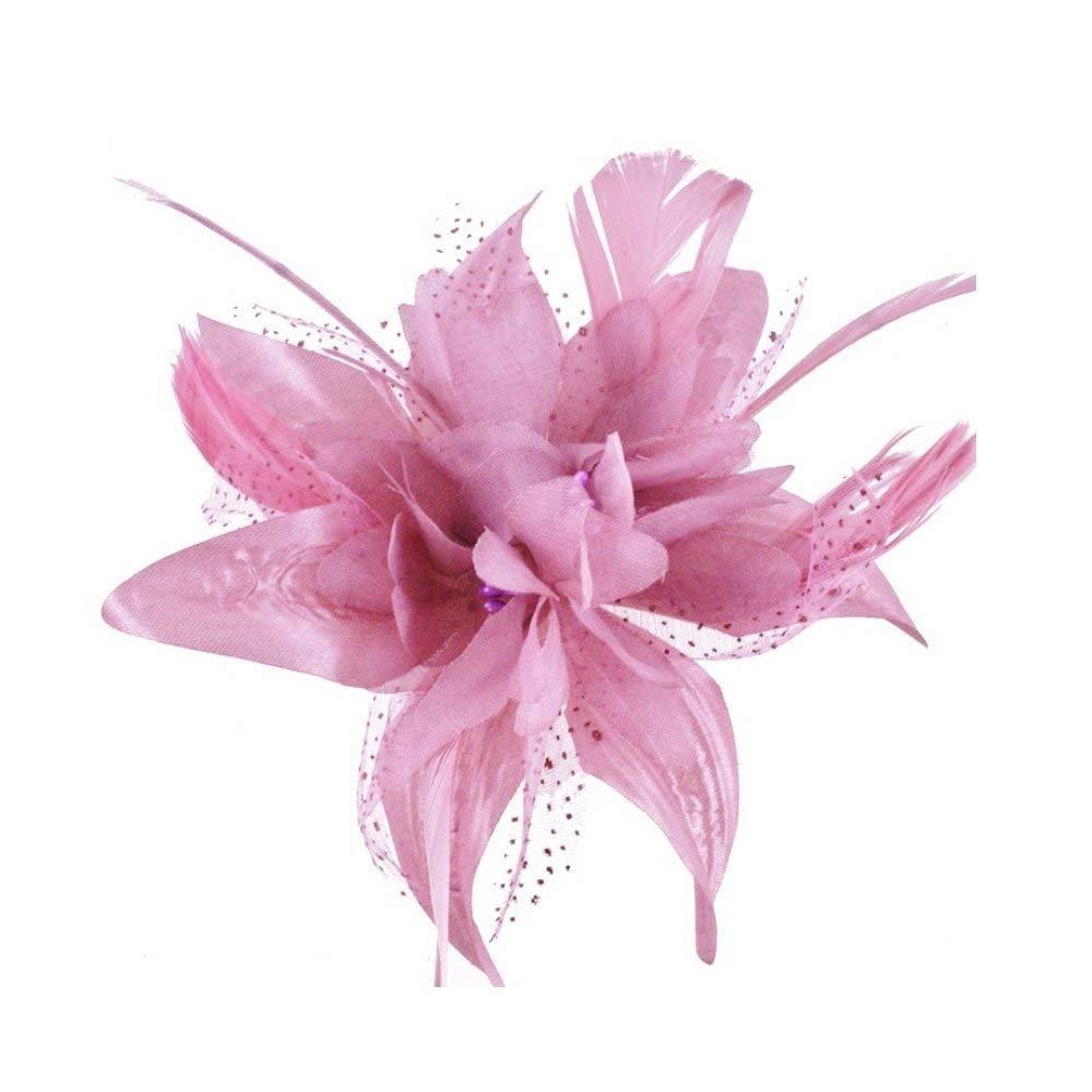 Cheap Pink Flower Fascinator Find Pink Flower Fascinator Deals On