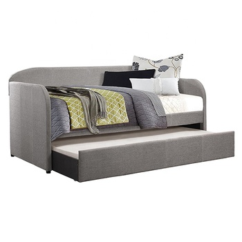 Design Sofa Fabric Double Beds Day Bed