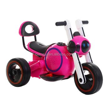 Moto Bicicleta Juguete Doggey Niños Luz Y Led De Con Electric Para OTZuPXik
