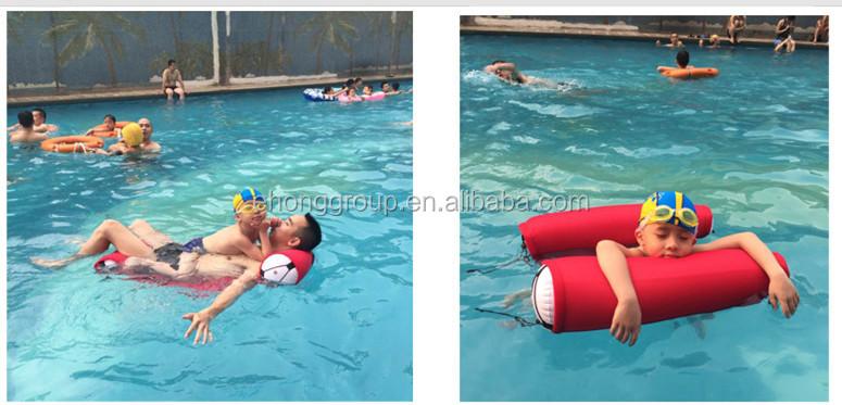 Portable Adult Swimming Pool Float Hammock Inflatable