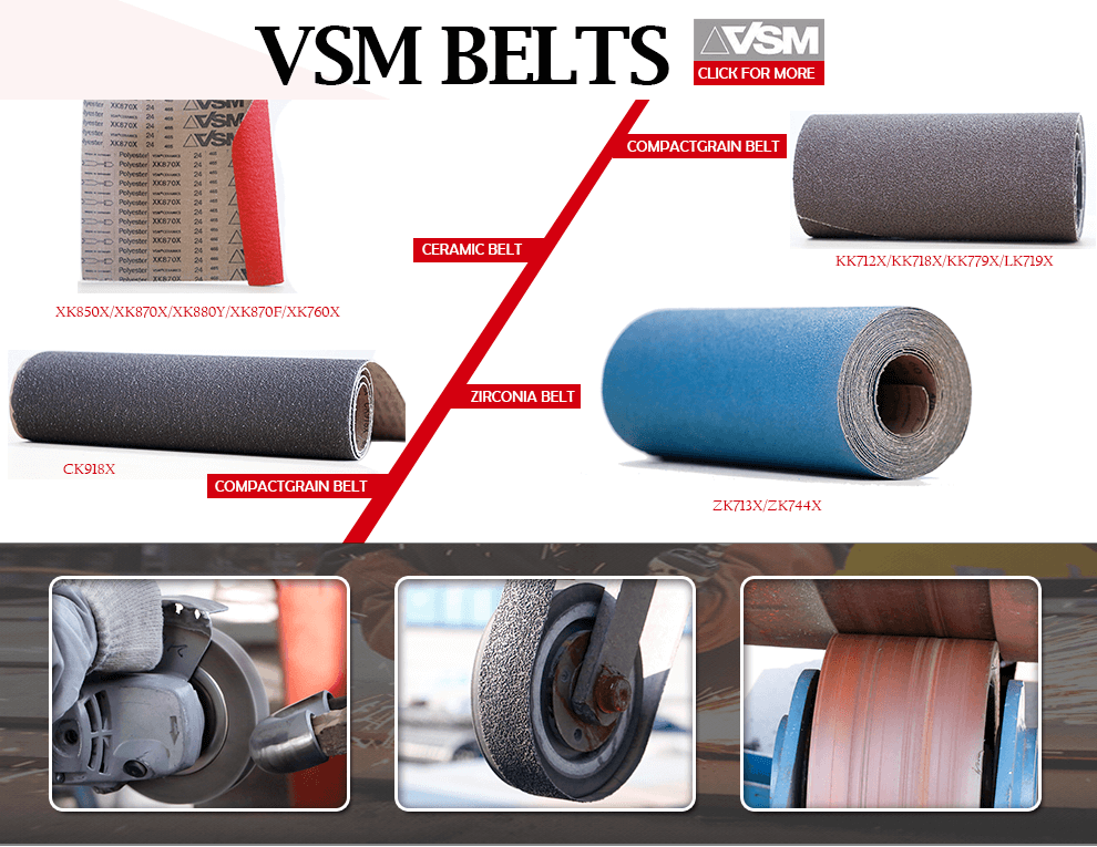 Shanghai Fermi Abrasives Co Ltd Flap Disc Sanding Belt