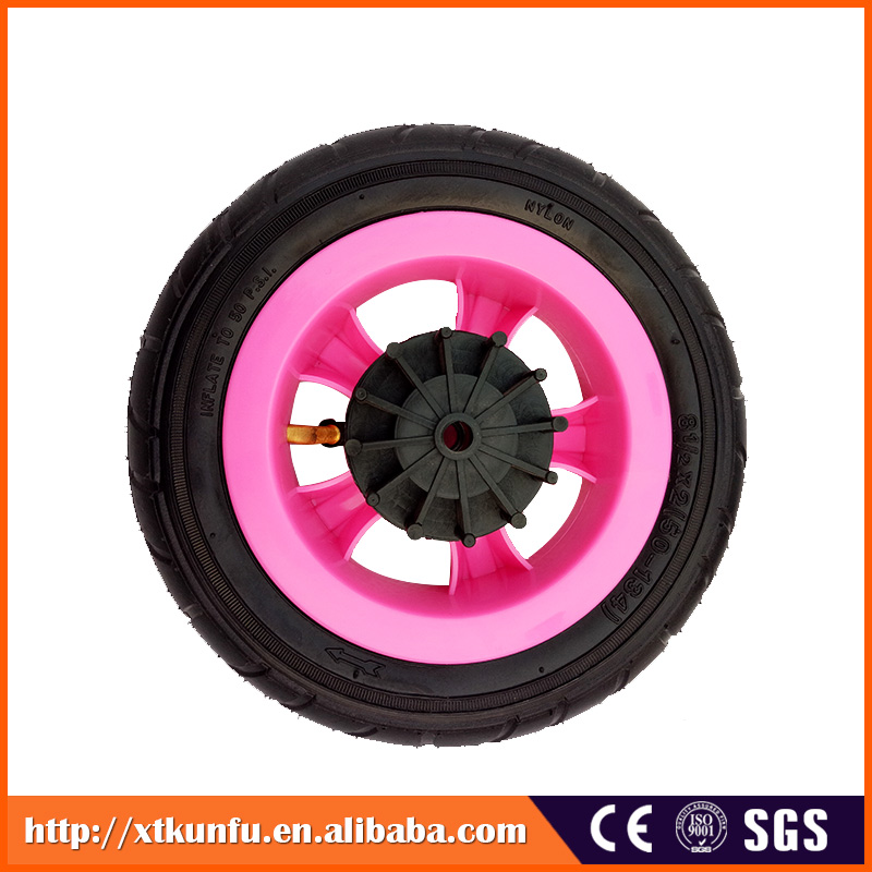 Wholesale toy car 5 inch pneumatic wheel