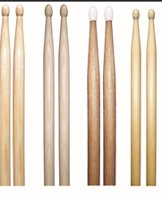 instrumento de percusion american hickory drumstick with logo