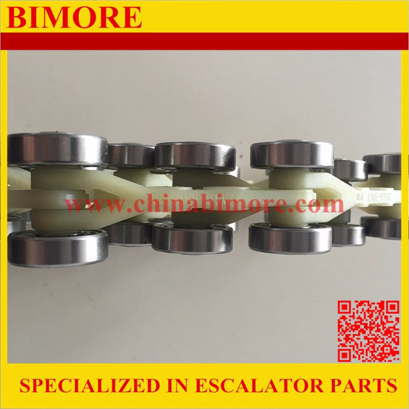 BIMORE 50645230 Escalator rotary chain for Schindler 17 joints