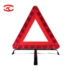 Durable Using Safety Reflector DOT Approved Reflective Emergency Tools Triangle Led Flashing Car Warning Light
