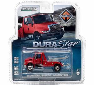 Limited Edition International DuraStar 4400 Tow Truck (Red) * Limited Edition Hobby Exclusive * 2014 Greenlight Collectibles 1:64 Scale Die-Cast Vehicle