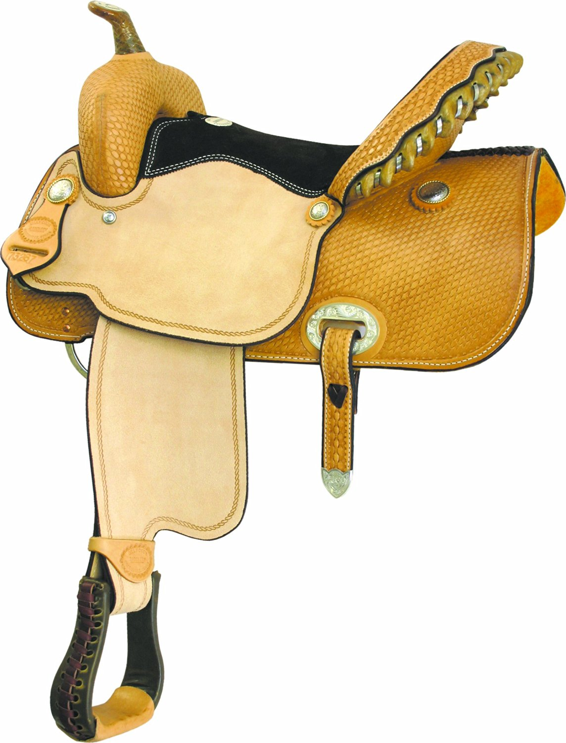 Buy Billy Cook Model 1783 Western Saddle Size 1 in Cheap