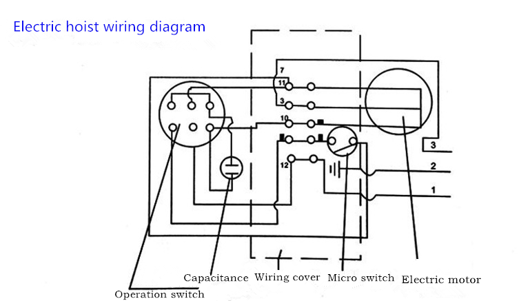 Pittsburgh Electric Hoist Wiring Diagram from sc01.alicdn.com