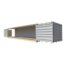 11.8 Meter Door Opening High Cube 40 ft Side Open Shipping Container