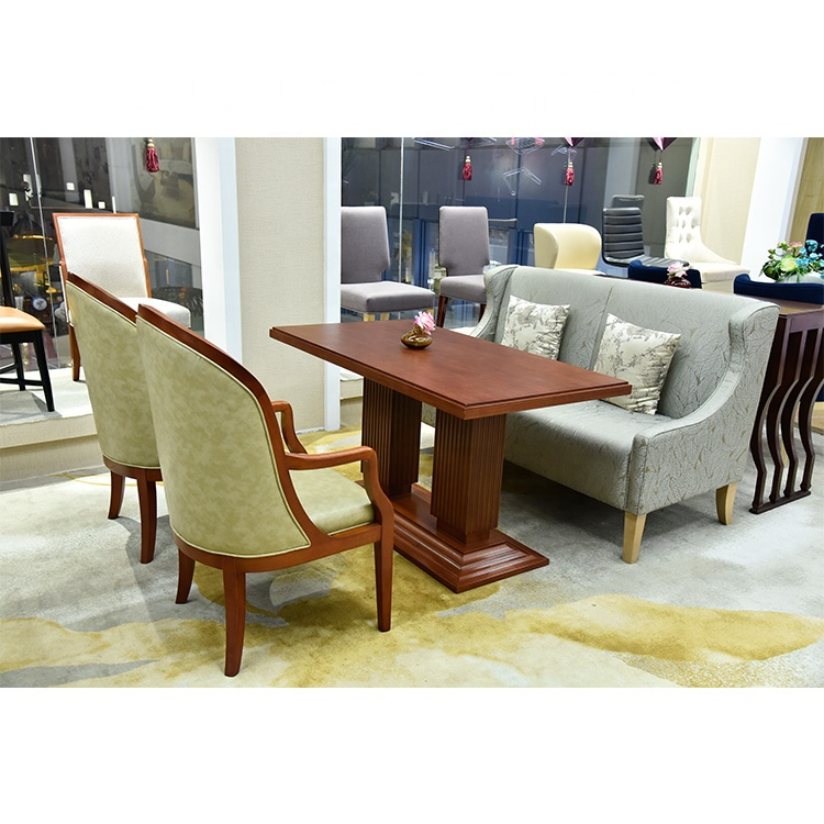 Hotel Restaurant Outdoor Living Room Furniture Online India Red High Quality Cafe Table