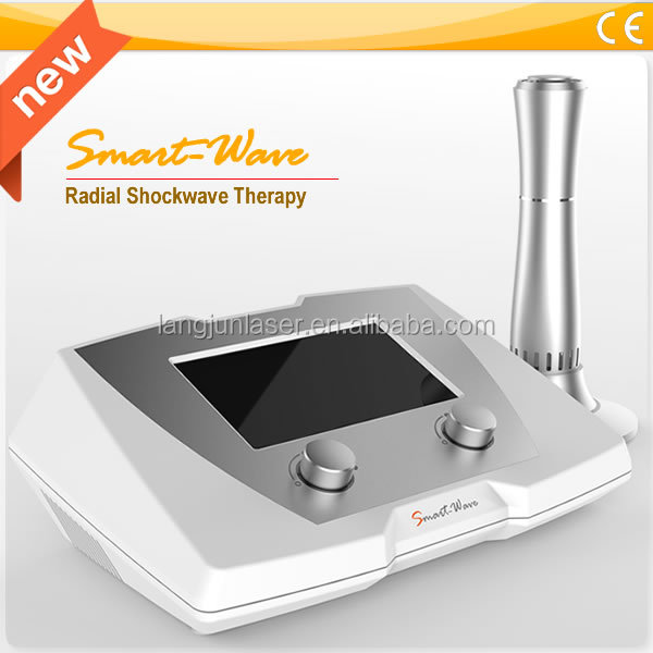 new Shoulder tendonitis/ acoustic wave therapy machine