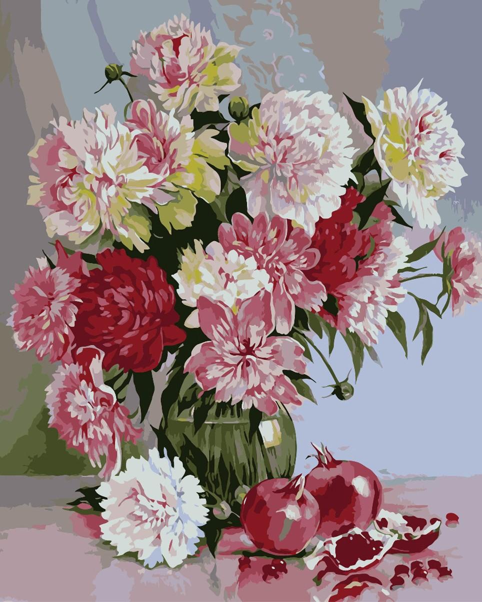 Gz709 4050 portrait art beautiful flower painting diy diamond gz709 4050 portrait art beautiful flower painting diy diamond painting by number izmirmasajfo