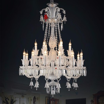 Crystal Gl Chandelier Baccarat Style Pendant Lighting 81063 Light Product On