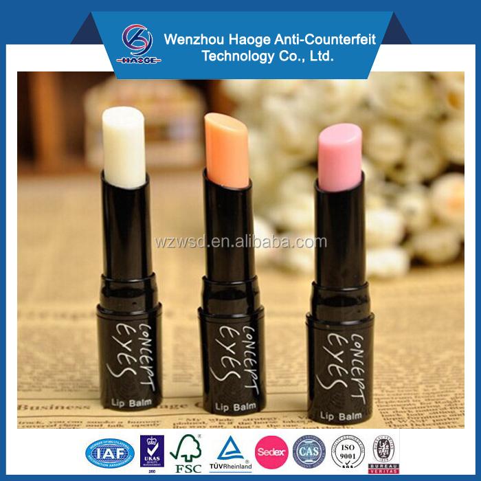 Adhesive Colorful Lipstick Labels Amp Lipstick Tube Label