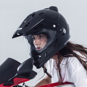 CE approved Airwheel C8 motorcycle helmet with built in camera