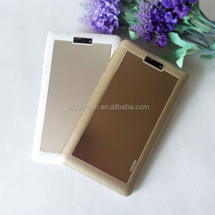 Pabrik OEM 7 Inch1024 * 600 IPS Layar Tablet 3G Android 4.4 Quad Core Tablet PC