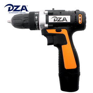 Mini Electric Hand Drill Machine Li-ion Battery Cordless Impact Drill