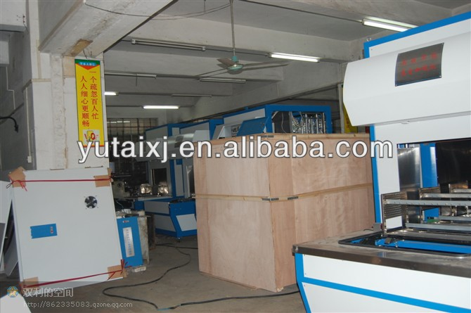 YT-121 Gilding Press Machine for Shoe Making