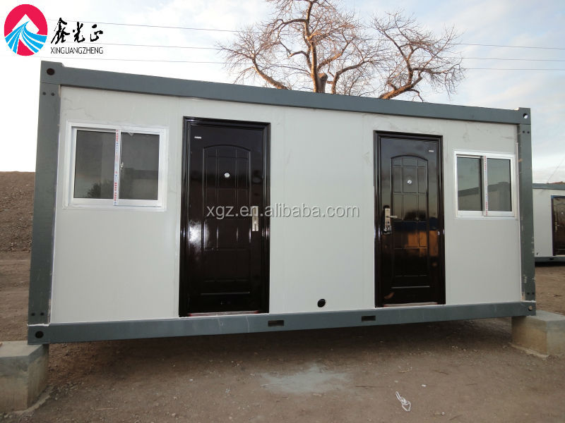flat packing prefab container house