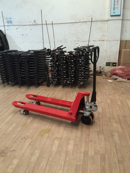 CBY-AC SYP-IIK CE /ISO Certificate 2000KG 2500KG 3000KG HAND PALLET TRUCK