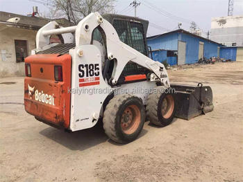 Good Price Mini Bobcat S185 Skid Steer Loader Original From Usa - Buy Mini  Skid Steer Loader,Mini Skid Steer Loader For Sale,Used Mini Skid Steer