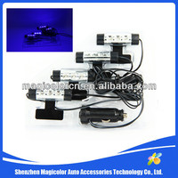 Good quality low price blue color color changing led interior car light