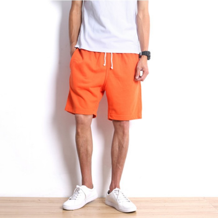 2020 custom multiple color jogger sweat shorts wholesale