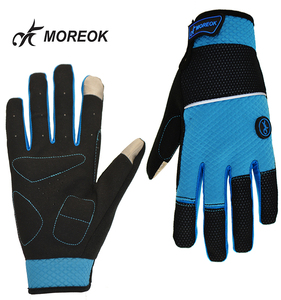 Personalized Water-proof Thin winter cycling Bike gloves protective