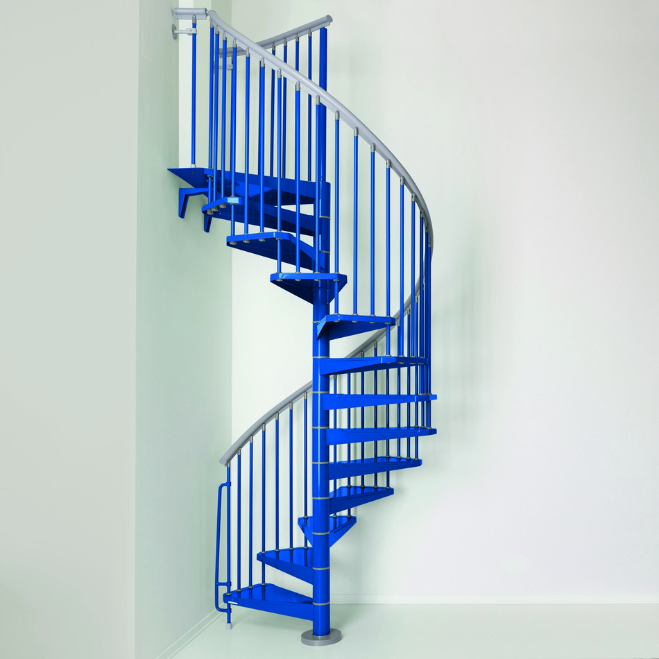Free Floating Spiral Staircase Spiral Staircase Designs