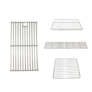 Factory custom make stainless steel replacement oven trays tray shelf rack