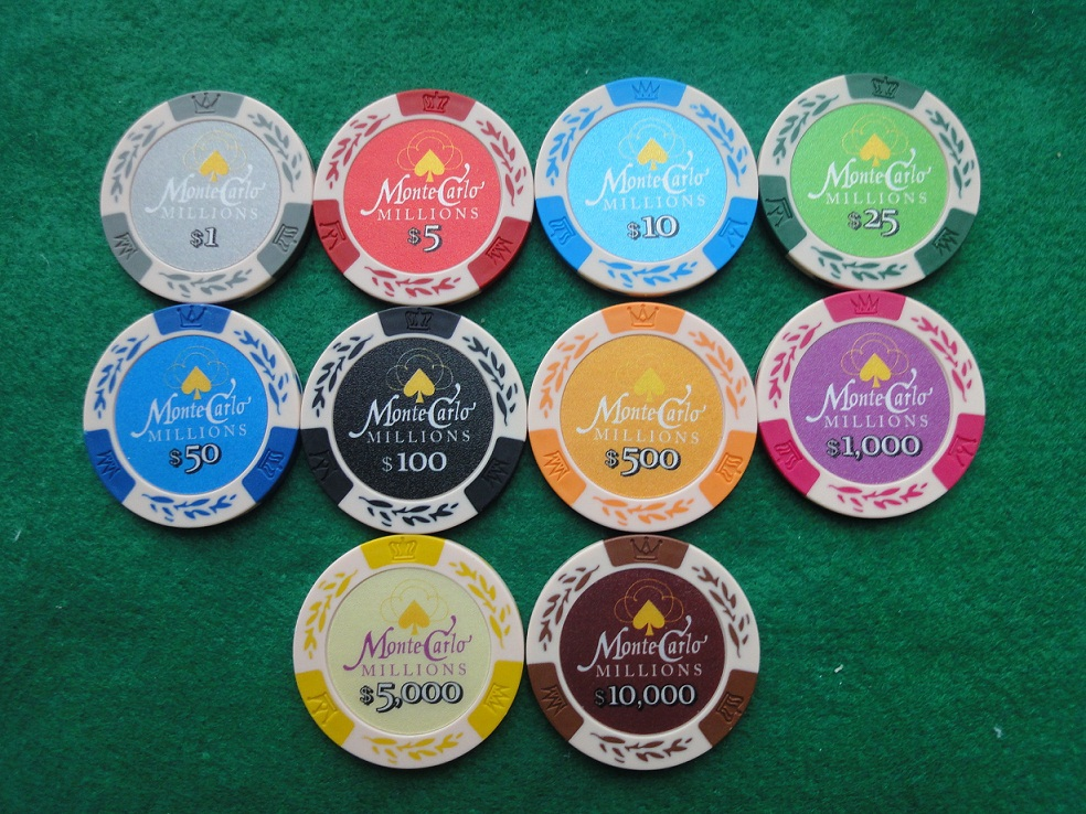135g clay poker chips with your designclay poker chips with your own logo - Clay Poker Chips