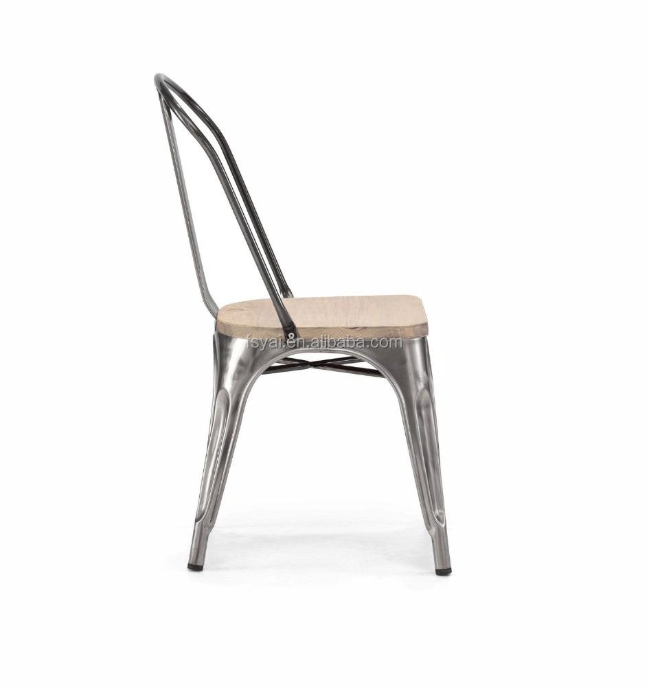 directeur industriel r plique fran ais style bras chaise en m tal perfor vintage chaise design