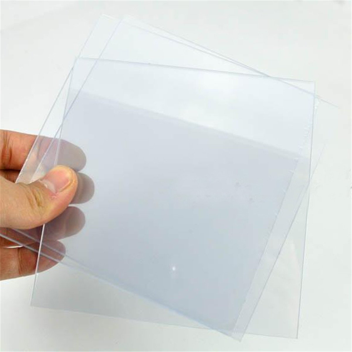 PETG Thermoform Plastic Sheets 1//32 x 18 x 18 Sheets 6 Piece Bundle