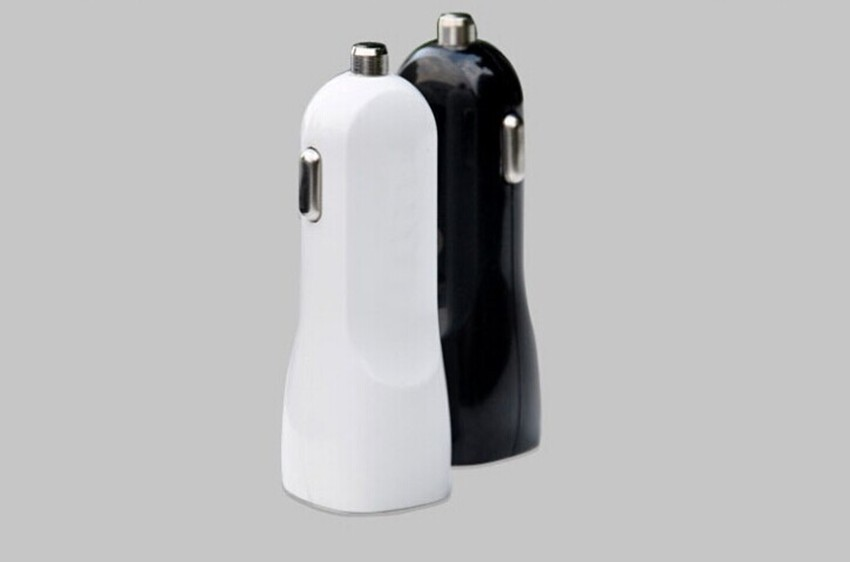 Promotional micro 2.1A Dual USB Car Charger Model JEC-C003