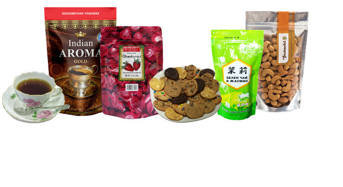 Raisin Bag /plastic Raisin Bag With Zipper/snack Packaging Bags ...